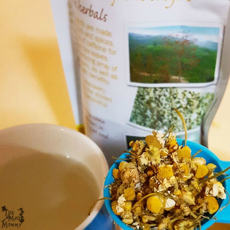 Chamomile tea is made of the finest chamomile flowers from the Nile River Valley in Egypt. Considered a remedy for all ills by the ancient Egyptians, this golden herb remains a modern favorite to promote calm and relieve anxiety.