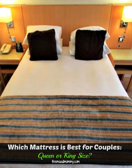 Which Mattress is Best for Couples? I've carefully put together a list of some of the questions that you'll need to ask yourselves before heading to the stores!