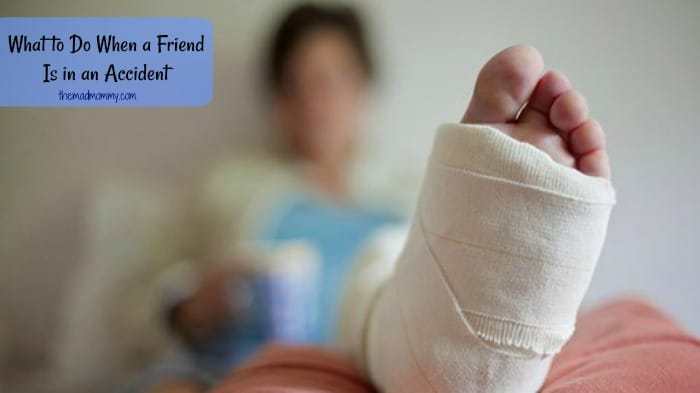 There are plenty of ways you can help your friend after an accident. Here are a few ideas that they will benefit from.