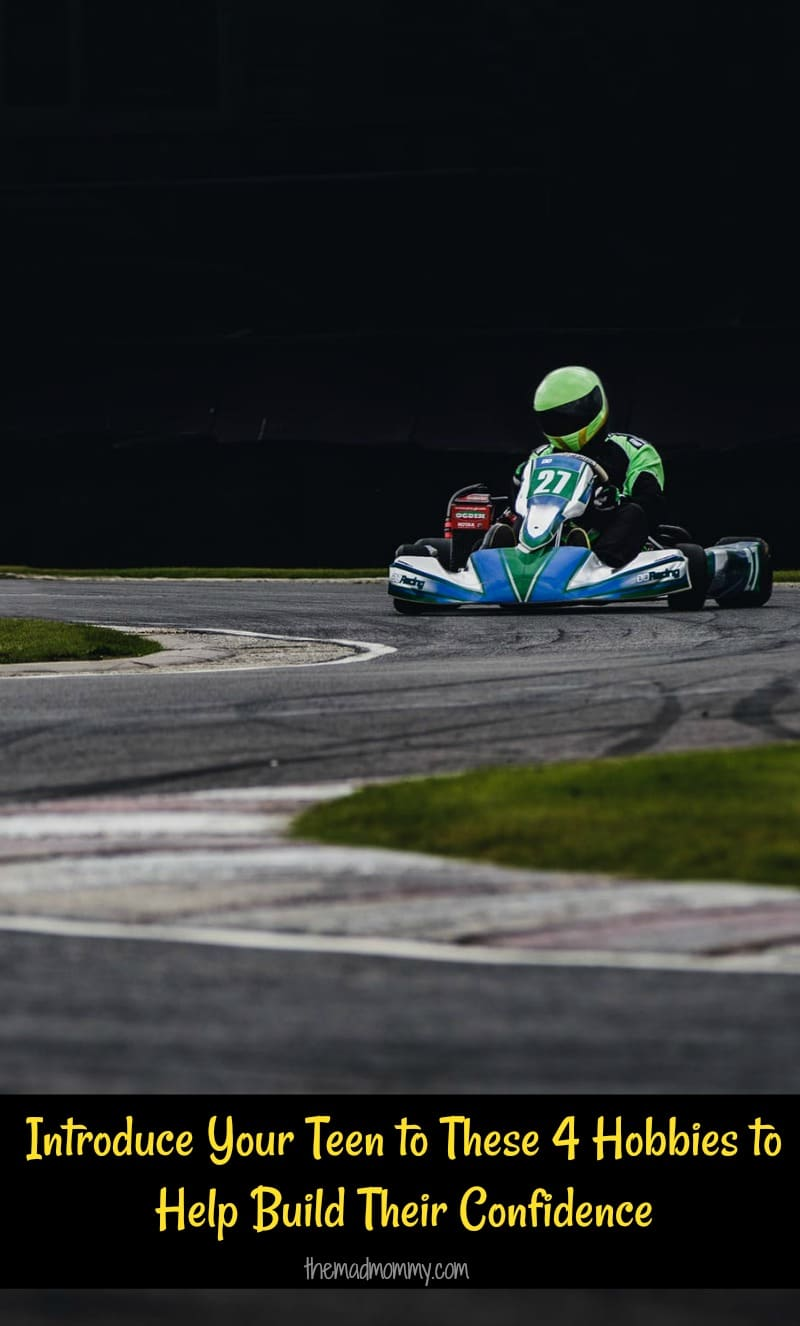Having a hobby that they love will change your teen's life for the better and help build their confidence. From joining a sports team to go-kart racing, there are plenty of great hobbies to choose from.