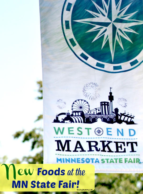 It's Minnesota State Fair time! I got to taste some of the new state fair foods, so I can tell you all about them and show you what you have to look forward to at the Minnesota State Fair this year!
