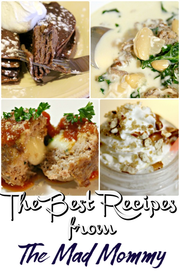 My favorite recipes to share are quick and easy recipes that take very little time, money or effort. It's the way to go for any tired parent!