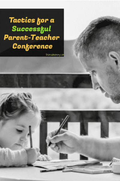 Though it may only last a half an hour, parent-teacher conferences tend to set the tone for the entire school year. Regardless of if you have a well behaved, academically excellent student – or the opposite – it's important to go in prepared. These five tactics will help you make the most of your time and have a successful parent-teacher conference.
