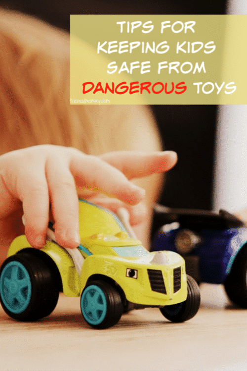 Toys may endure wear and tear over time, and become potential hazards. It is often the least expected that can be the most dangerous toys.