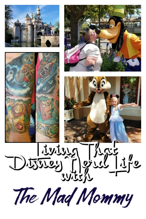 I have been living, breathing and daydreaming about Disney my entire life! I sing random Disney songs, I quote Disney movies and I, literally, wear my love for Disney on my sleeve! I am a Disney Nerd and not one bit ashamed! I will always be a Disney kid at heart and a Disney Nerd in life!