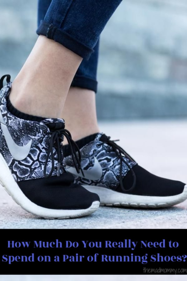 Running shoes can cost upwards of $100 or more, so is it really important to buy the most expensive shoes? Not necessarily. Here are some points to consider when choosing the right ones and how much you really need to spend on running shoes.