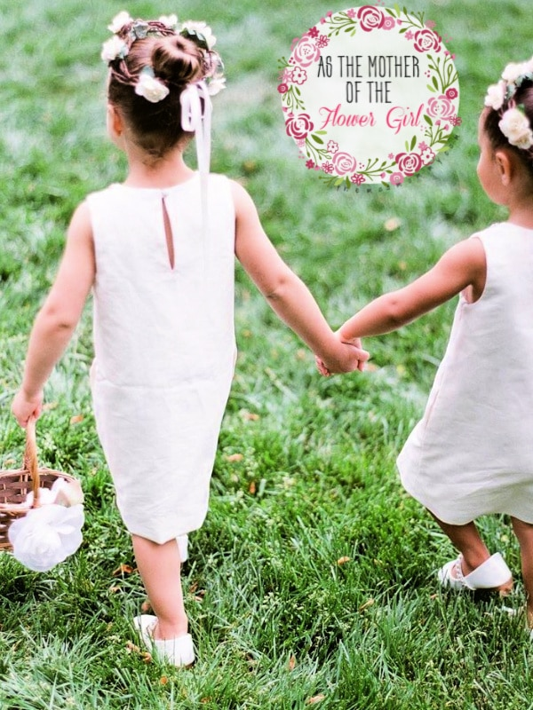 As the mother of the flower girl, you will have to manage quite a few things and it is going to be way beyond just making your girl dresses up and takes nice pictures.