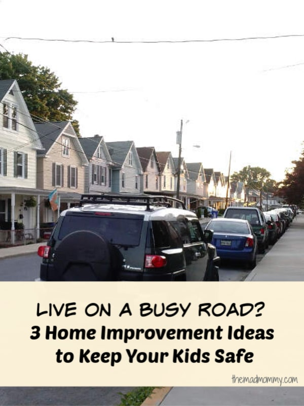 Your children coming into contact with oncoming traffic can be a nightmare indeed. Thankfully, there are steps you can take to protect against this threat. Below are three home improvement ideas that can help keep your kids safe when you live on a busy road.