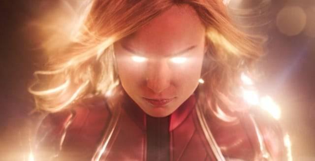 Captain Marvel goes Binary!