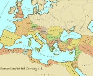 The Hunger Games And Ancient Rome The Mad Reviewer - Ancient rome map roman empire