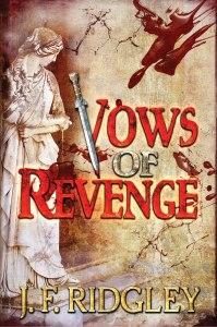 Vows of Revenge by J. F. Ridgley
