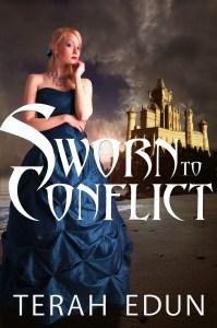 Sworn To Conflict by Terah Edun