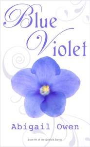 Blue Violet by Abigail Owen