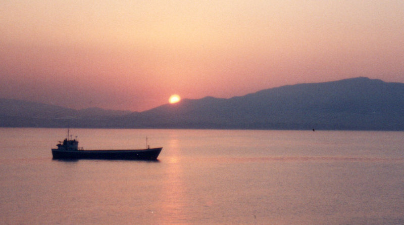 Taking the Ferry from Greece to Turkey (to Greece)
