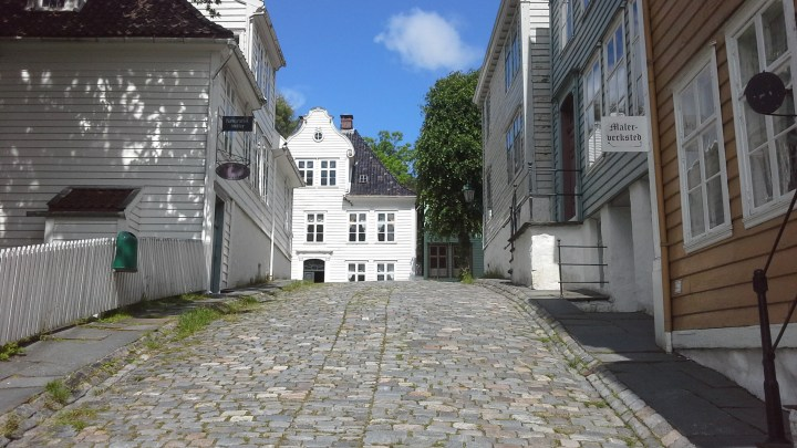 old Game Bergen