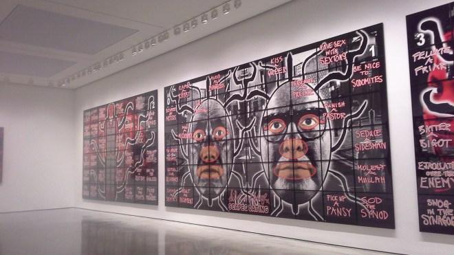White Cube gallery in Bermondsey Street