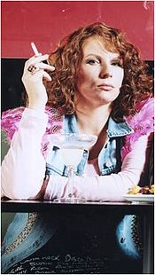 Jenifer Saunders as Edina Monsoon. Pic: Wikipedia