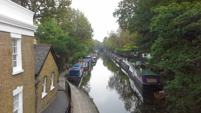 Little Venice, London W9