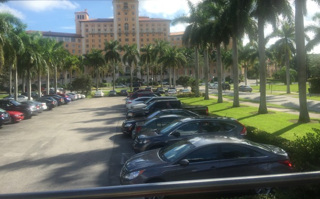 One of the most exclusive hotels in Miami.  President Obama stayed here when he visited.
