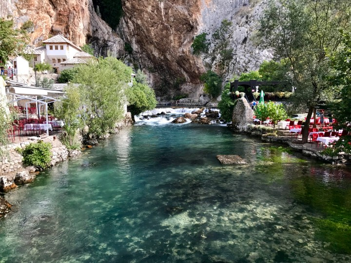 Blagaj, Mostar, Bosnia and Herzegovina