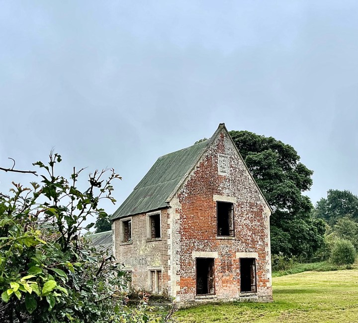 Imber ghost village, Wiltshire