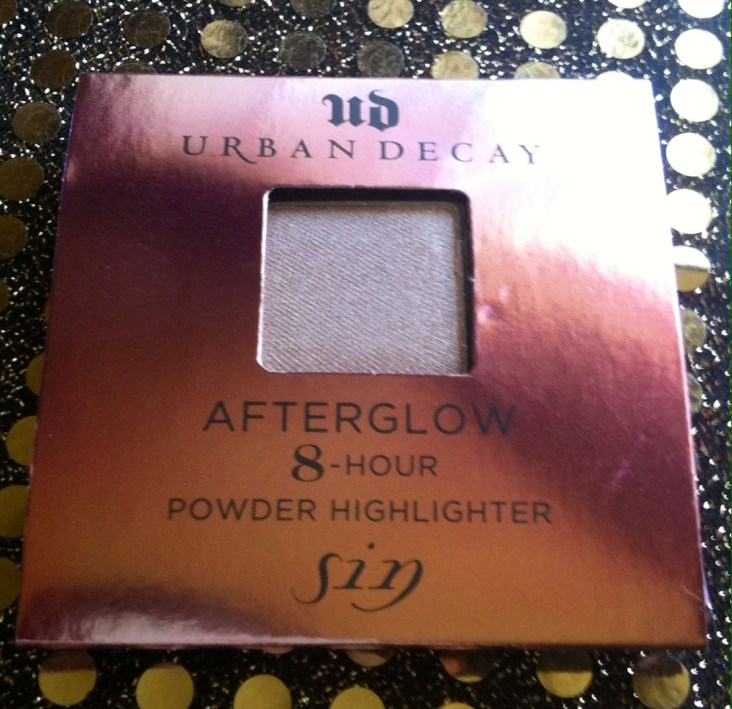 Urban Decay AfterGlow - Sin