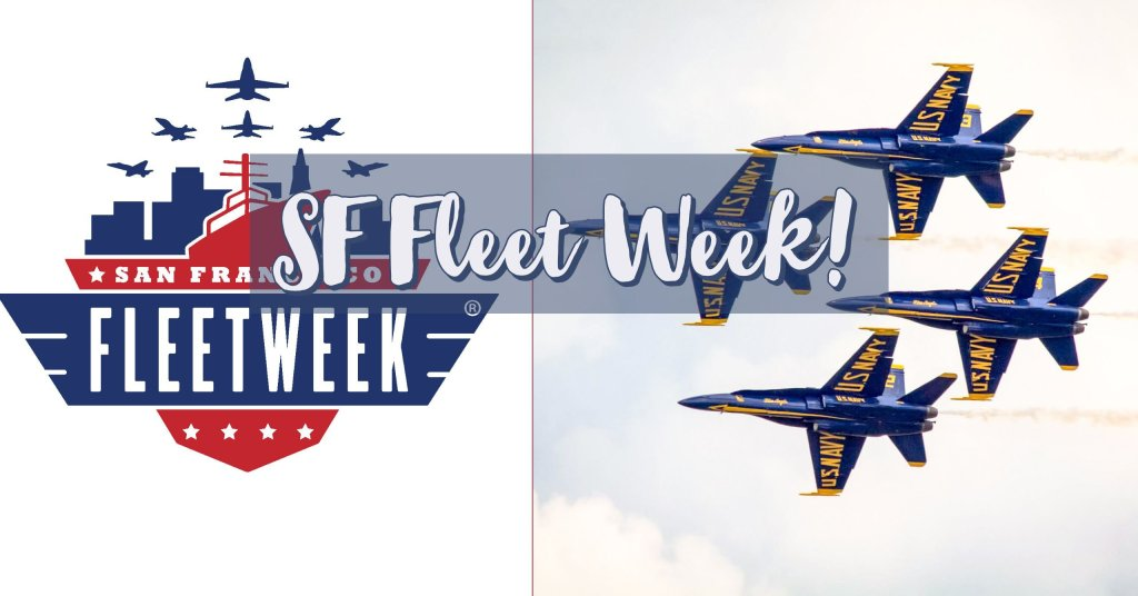 Fleet Week in San Francisco