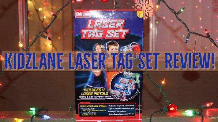 Laser Tag by Kidzlane! A #Nesstoy Brand