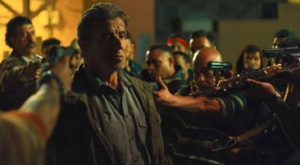 WATCH: Rambo takes on a Mexican drug cartel and goes berserk