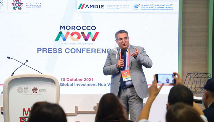 Morocco Launches Its National Investment Brand at Expo 2020 Dubai: Morocco  Now - The Maghreb Times !