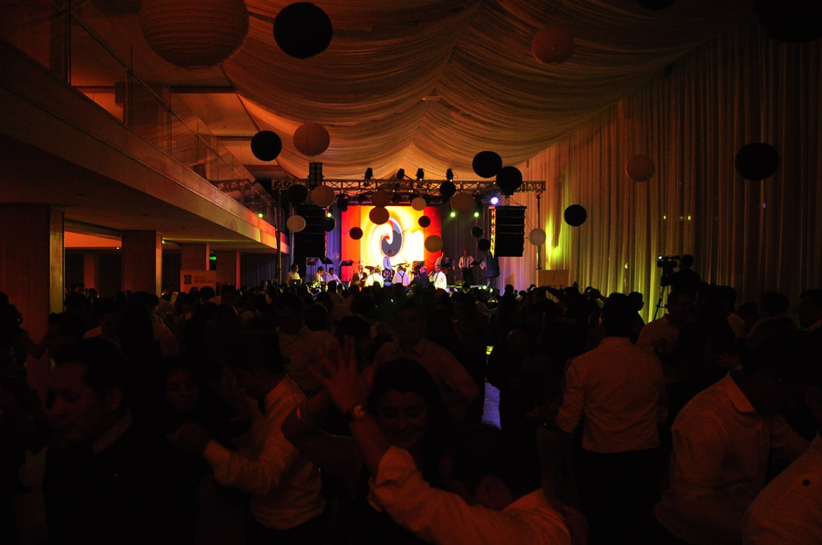 Fiestas empresariales Colombia - The Magic Band Colombia