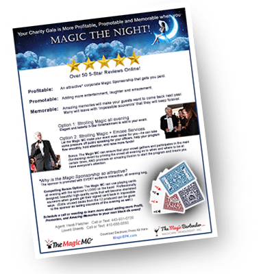 Charity-Event-Magician-flyer