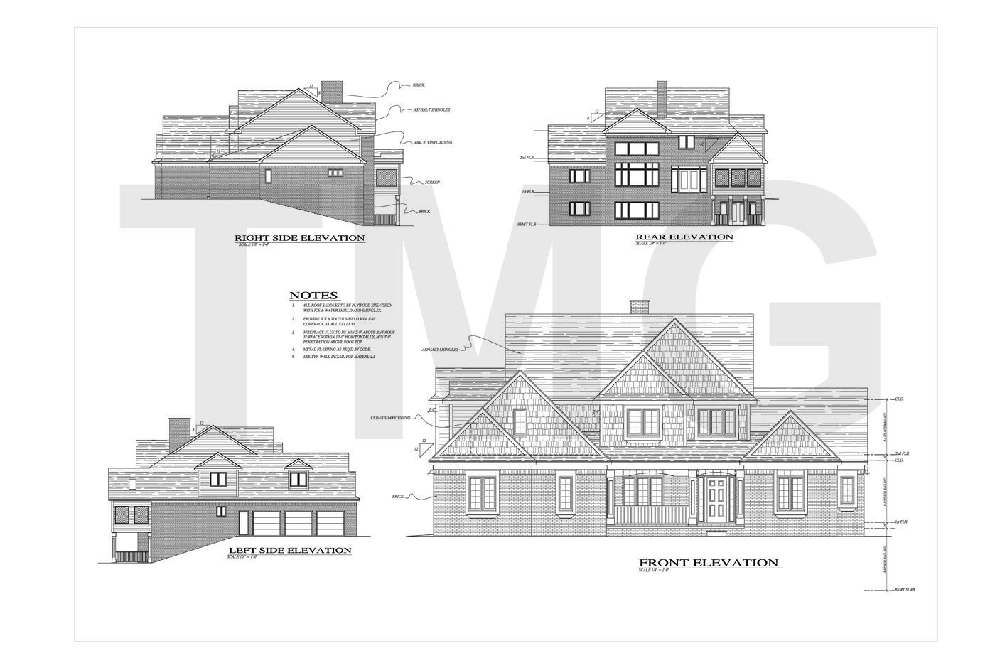 hight resolution of elevation drawing 1