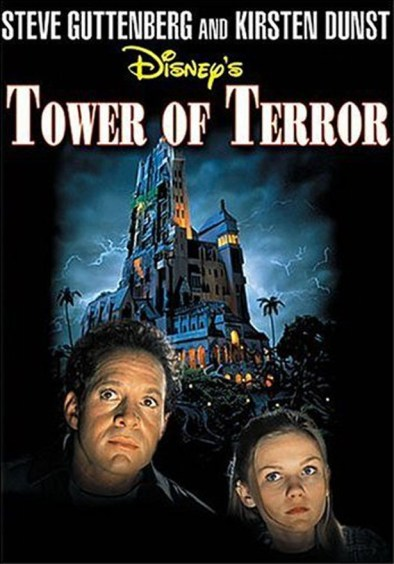 La Tour De La Terreur : terreur, Film], Disney's, Tower, Terror, Street