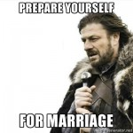 prepare yourself for marriage