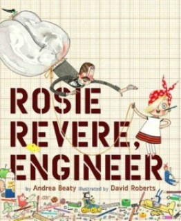 Rosie Revere engineer STEM girls book review