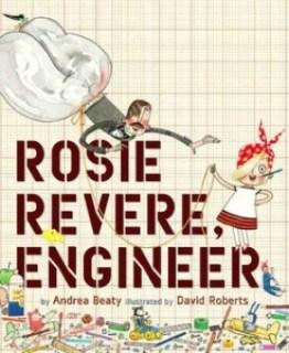 Rosie Revere engineer STEM girls book review