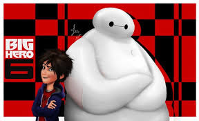 Disney's Big Hero 6 science