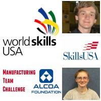SkillsUSA Manufacturing Team Challenge World Team.