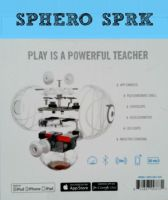 Sphero SPRK robot reviewed at www.TheMakerMom.com.