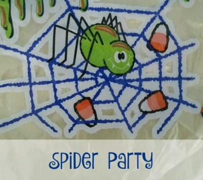 Spider party. Spiders can be our friends. Here are kid-tested ideas for making spiders seem not-so-scary.
