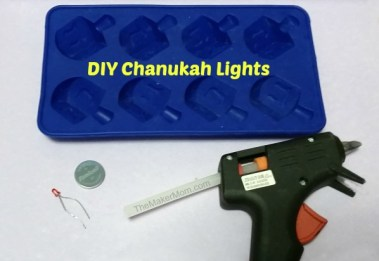 Have fun making holiday-themed DIY Lights with www.TheMakerMom.com.