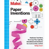 Books Make Great Gifts! Paper Inventions by Kathy Ceceri.