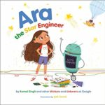Books for STEM girls and boys: ARA, the Star Engineer