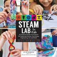 STEAM Lab for Kids book review