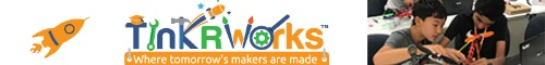 TinkRworks STEM camp for kids