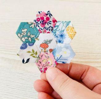 Hexagon English Paper Piecing