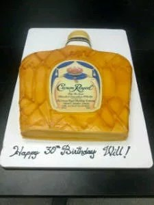 Cakes With Liquor Bottles : cakes, liquor, bottles, Choose, Liquor, Bottle, Makery