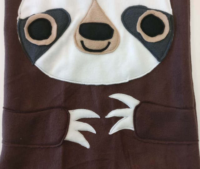 Summer Project Workshop Sloth Pillow Aug 3