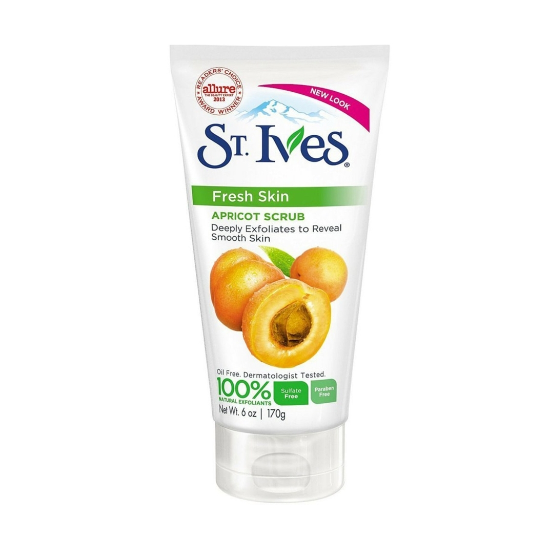 Is St Ives Facial Scrub Damaging Your Skin?